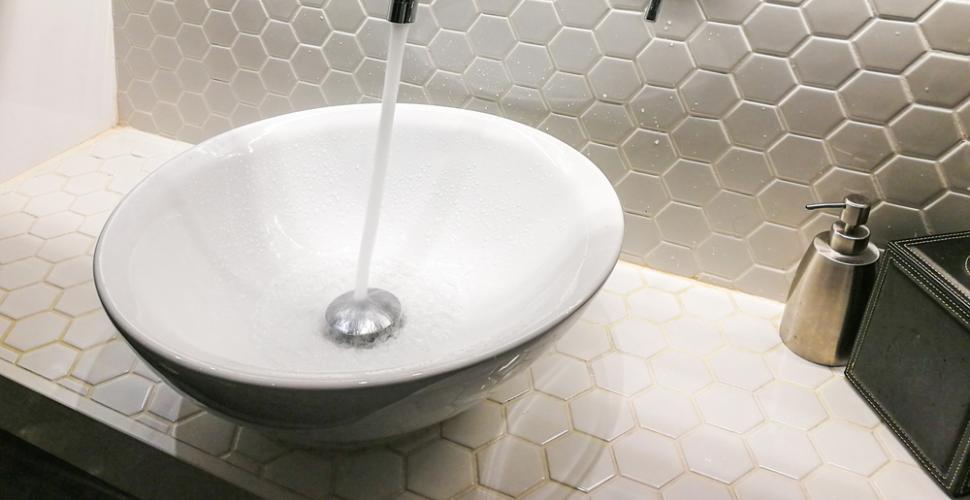 comment bien nettoyer une bonde m6