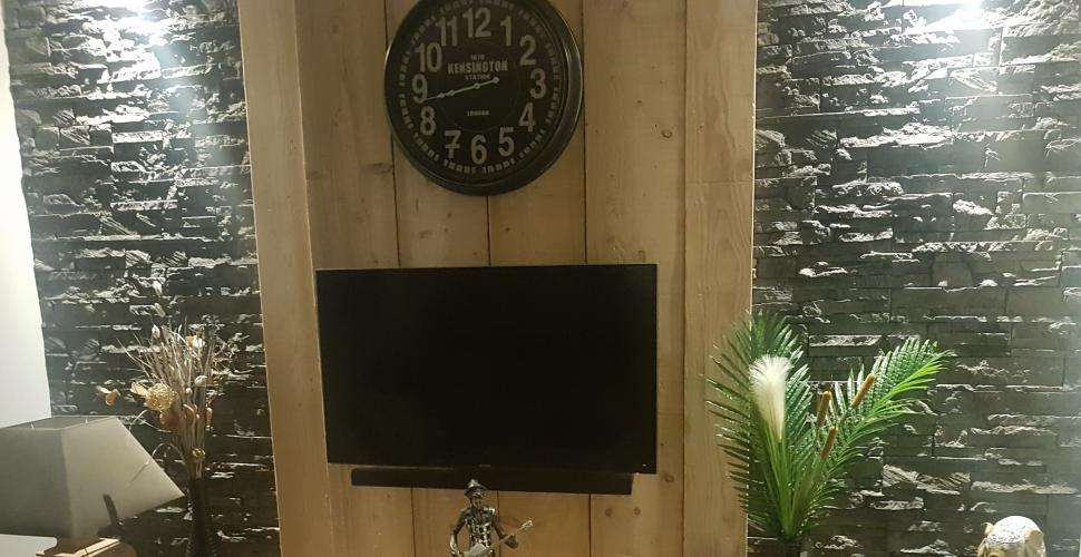 lecteurs fabriquer un meuble tv