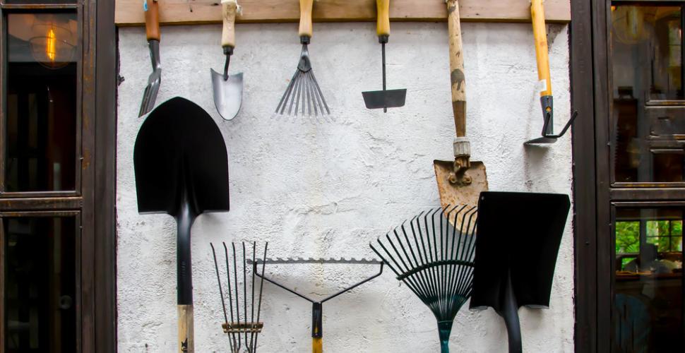 rangements astucieux pour les outils