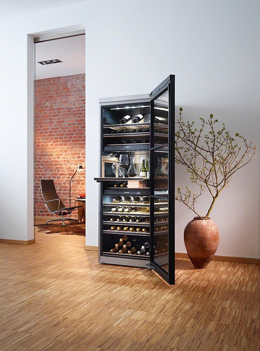 selection de caves a vin deco
