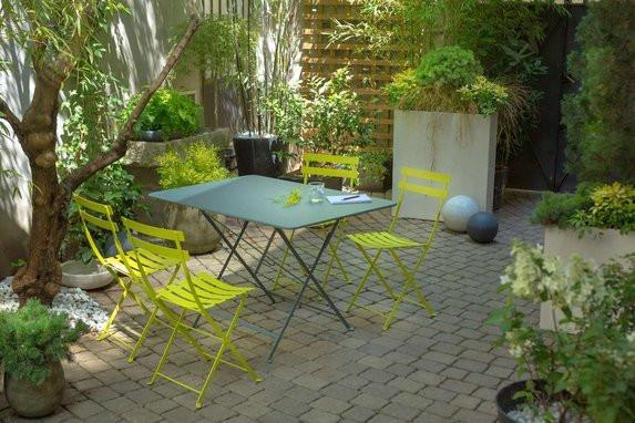 mobilier de jardin en