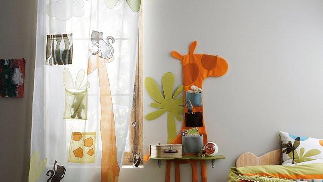 les rideaux pour une chambre d enfant