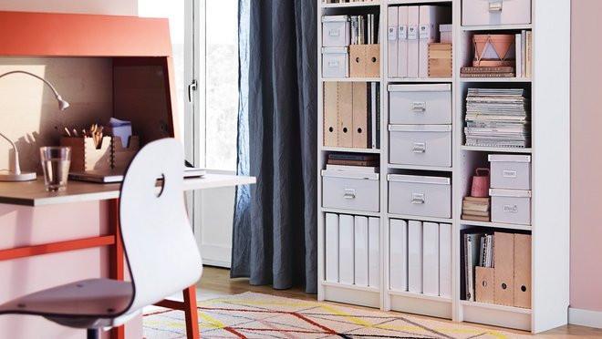 Ikea Hacks 4 Idees Pour Customiser Ses Etageres Billy M6 Deco Fr