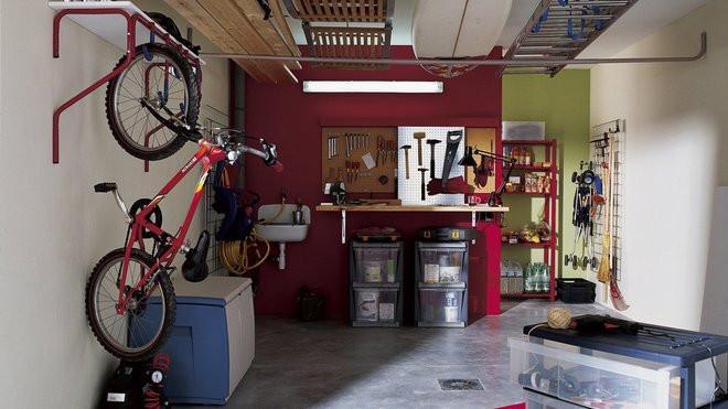 trier et ranger son garage mission