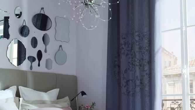 rideaux de la chambre d ado bien