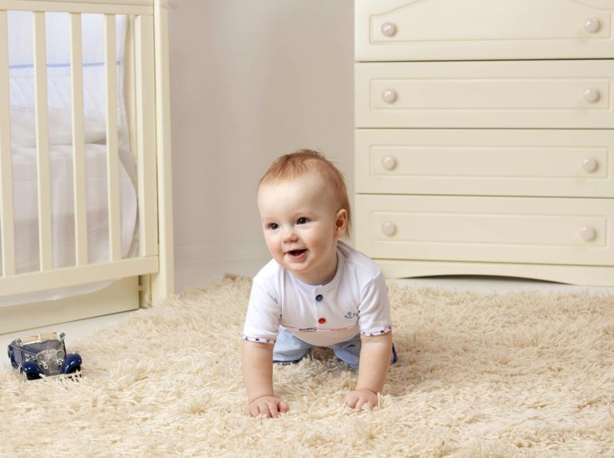 un tapis pour la chambre d enfant