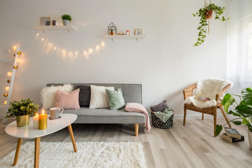 un tapis parfait pour mon salon
