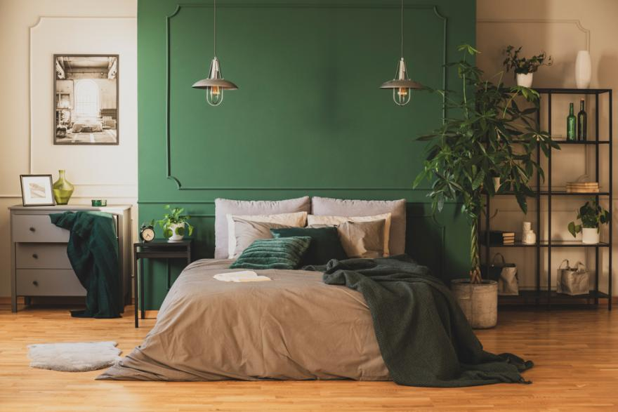 bien peindre sa chambre