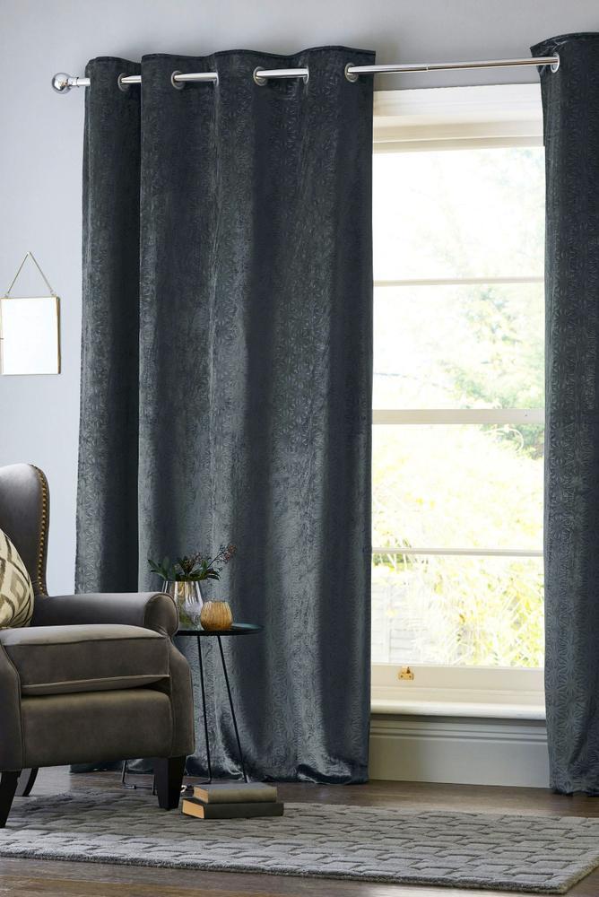 5 rideaux 5 styles pour le salon m6