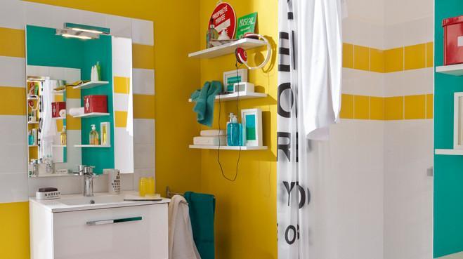 Salles De Bains Pour Ado Petites Mais Stylisees Diaporama Photo