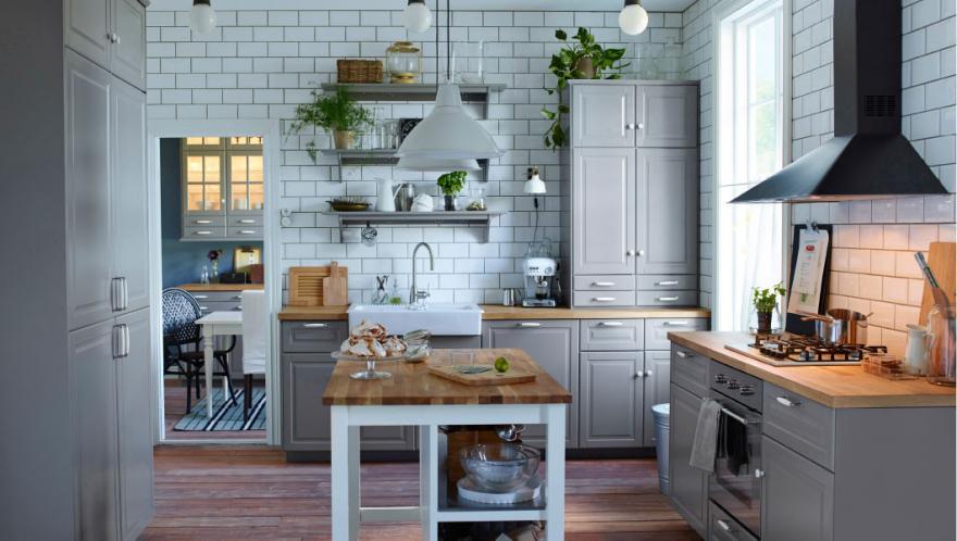 10 îlots De Cuisine Repérés Chez Ikea Diaporama Photo