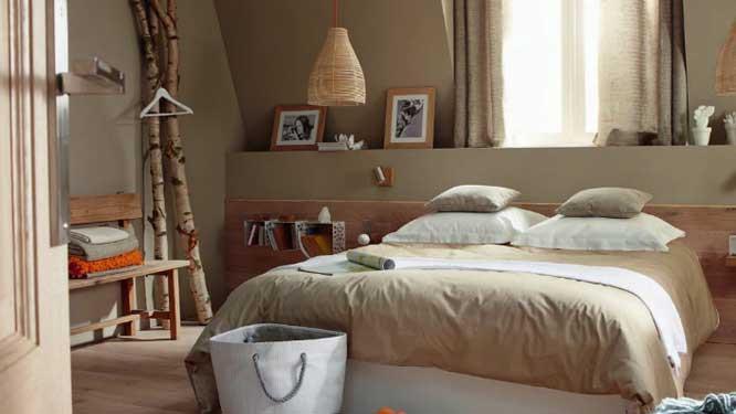 10 chambres tendance autour du bois