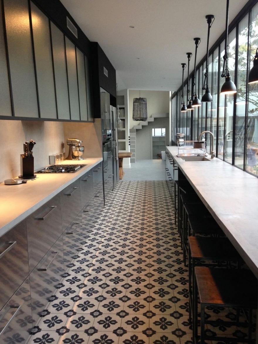 10 cuisines couloirs qui font envie
