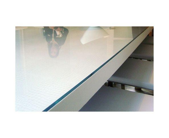 Table De Repas Cuir 200x100 Cm Sur Deco And Me