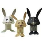 The carrot crew 3 lapins en papier coqenpate.com