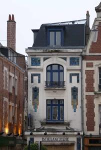 Boulangerie Arras place du theatre 2012