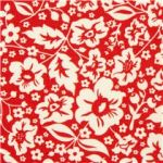 cute-red-flower-fabric-by-Riley-Blake-from-the-USA-ModeS