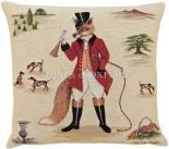 coussin-renard-chasseur-the-hon.-freddie-fox-Cross and Country