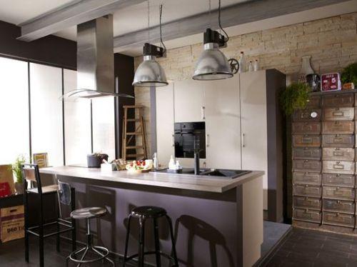 Cuisine-ouverte-Delinia-topaze-Leroy-Merlin