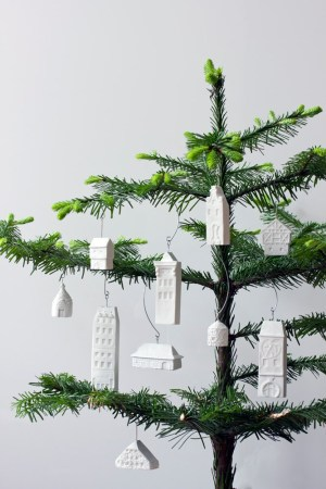 European House ornaments by POAST, Remodelista