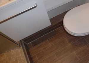Micro salle d'eau