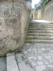 Escalier Chaumont-en-Vexin 3