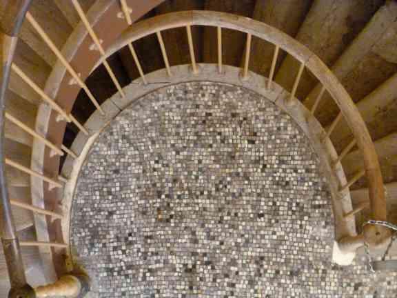 escalier coursives Familistere Guise 2013