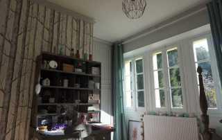 Chambre Bertille Après : douceur et modernité