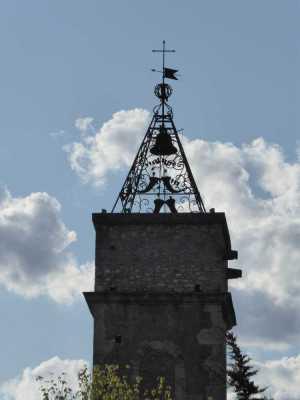 2019-08_Montclus_Gard _campanile