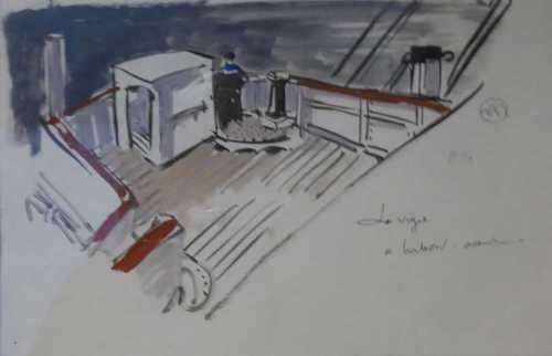 2019_expo_paquebot-IDF_Boulogne_La-vigie_M-Meheu