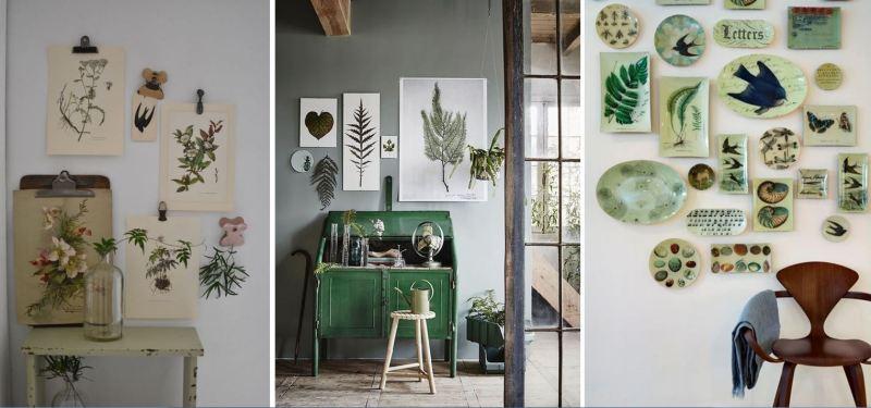 vivre-dehors-sans-jardin_Atouslesetages_cabinet-curiosites-planches-botaniques