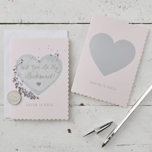 SC  Will You Be My Bridesmaid Card scaled