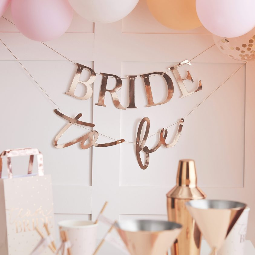 HN  Bride To Be Bunting scaled