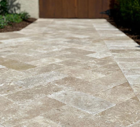 travertine tile pavers and travertine