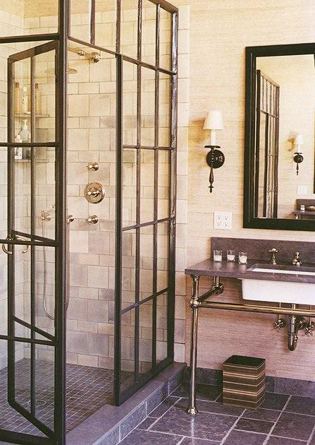 25 id es d co pour une jolie salle de bain suite decocrush for Salle bain verriere