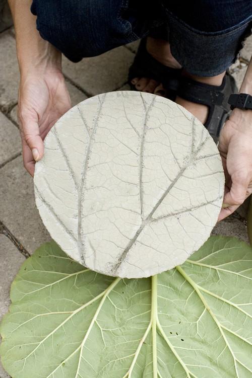 Tuto jardin des pas japonais en ciment decocrush - Castorama jardin pas japonais angers ...