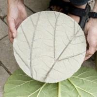 Tuto jardin : des pas japonais en ciment