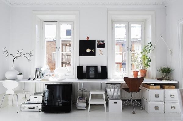 Comment amménager un coin bureau pour deux decocrush décorez