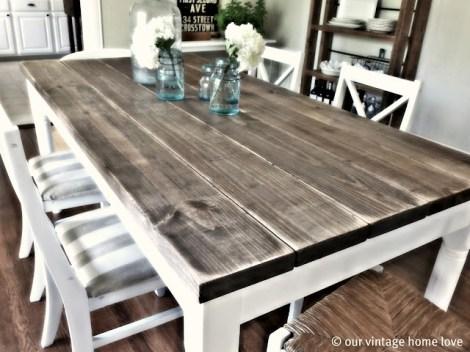 DIY : 4 tables homemade faciles à réaliser - Decocrush | Décorez ...