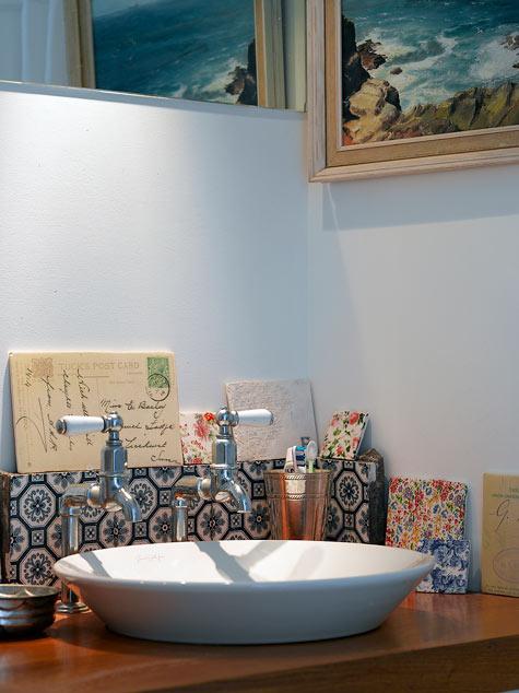 decocrush.fr   La maison colorée de Fiona, créatrice de Bluebellgray