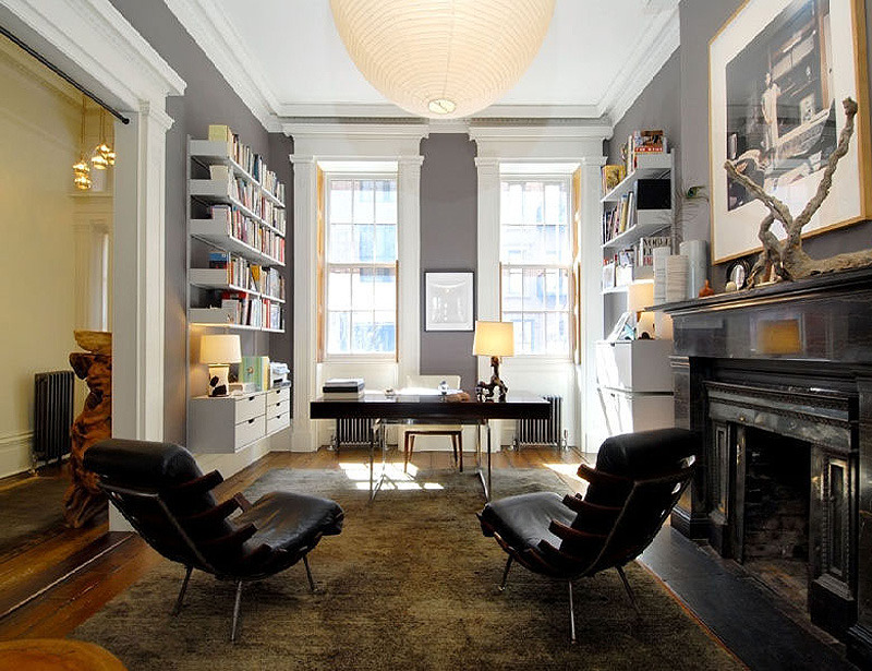 Lu0027appartement New Yorkais De Julianne Moore | Www.decocrush.fr