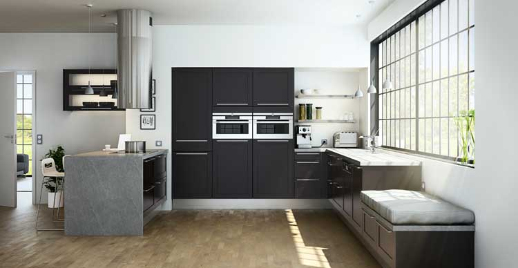 bon plan cuisine 50 sur toutes les cuisines hygena decocrush. Black Bedroom Furniture Sets. Home Design Ideas