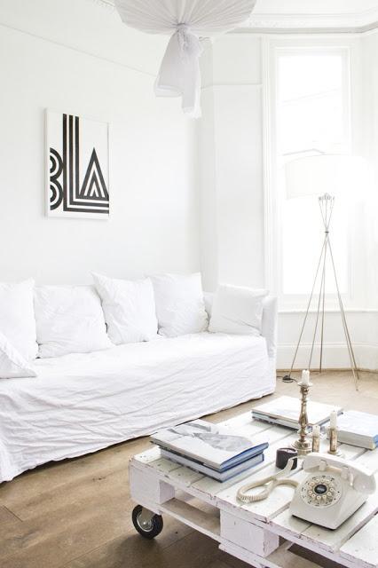 Astuces déco : housses de canapé pour style scandinave cozy…