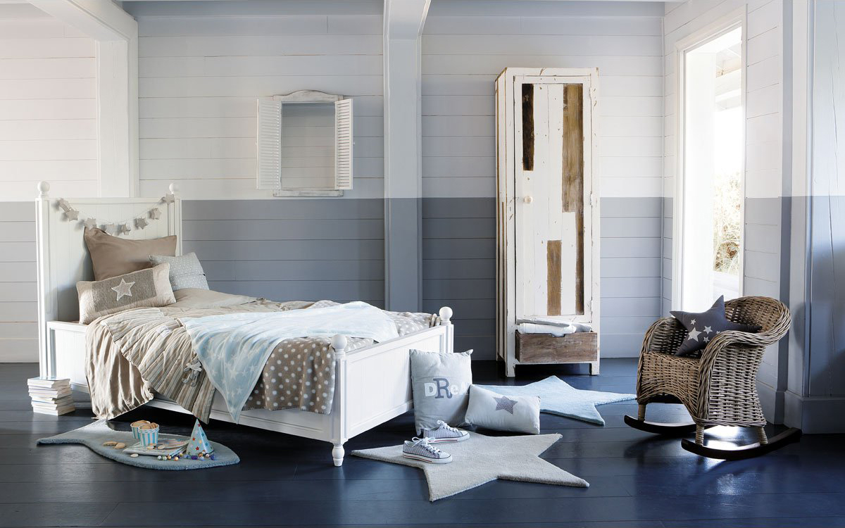 maisons du monde lance sa collection junior decocrush. Black Bedroom Furniture Sets. Home Design Ideas