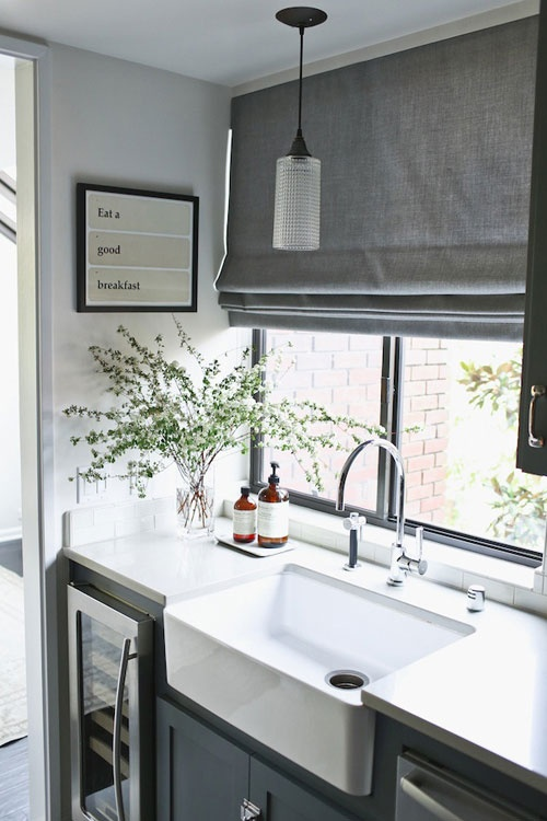 today i les cuisines rustiques chic decocrush. Black Bedroom Furniture Sets. Home Design Ideas