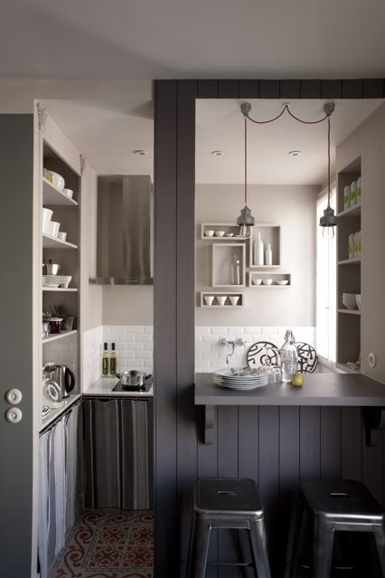{ Today I ♥ } Les cuisines rustiques chic ! | www.decocrush.fr