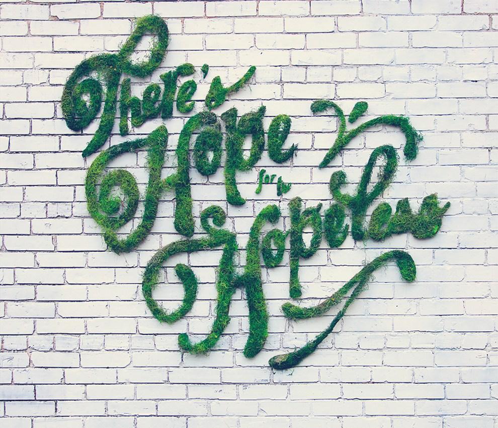 DIY : Un mur à message…écologique !