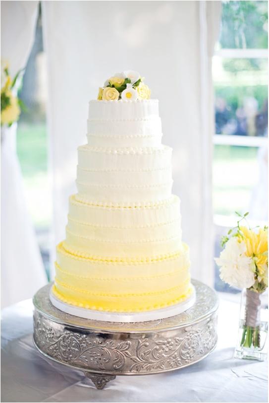Mariage : Idées déco et autres trouvailles autour du jaune…
