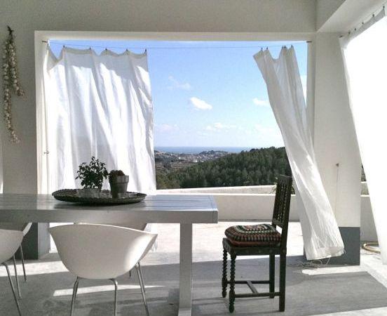 Visite déco : Une maison d'hôtes très récup en Espagne