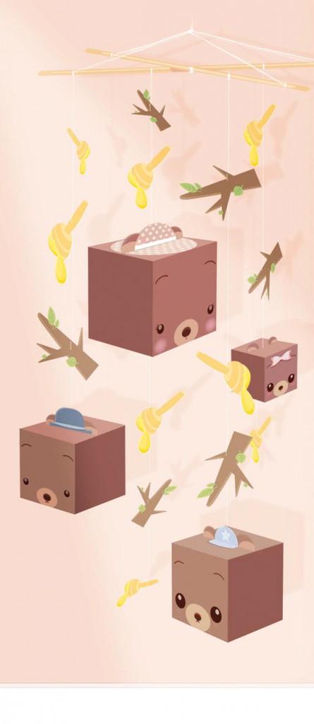 { Today I ♥ } Les jolies créations illustrées de Little Cago | www.decocrush.fr